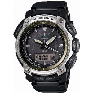 Casio PROTREK TOUGH MVT. Tough Solar MULTIBAND6 Watch PRW-5050N-1JF (Japan Import) 正規輸入品