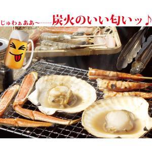 海鮮バーベキュー 海鮮セット 福袋 詰め合わせ 2種 生 赤えび 10尾 ほたて 10枚 セット (5〜7人前)  ギフト 海鮮鍋 海鮮丼 おせち バーベキュー BBQ*冷凍*|etizentakaraya|14