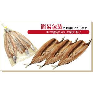 干物 さんま サンマ 秋刀魚 開き 一夜干し 干物セット 3尾入 訳あり  ((冷凍)) etizentakaraya 06
