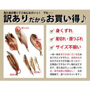 干物 さんま サンマ 秋刀魚 開き 一夜干し 干物セット 6尾入 訳あり  ((冷凍)) etizentakaraya 04
