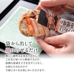 セイコガニ 甲羅盛り 1個(単品) かに カニ 蟹 せいこがに 香箱ガニ せこがに 越前ガニ  香箱ガニ ((冷凍)) etizentakaraya 16