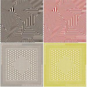 KONOMI by yu-soku tokyo このみ ふろしき 綿二四巾風呂敷 約97cm stripe ストライプ polka-dot ポルカドット 日本製