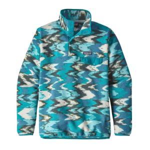 パタゴニア レディース シンチラ プルオーバー フリース Patagonia WOMAN lightweight synchilla snap-t fleece pullover|etny