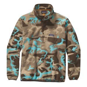 パタゴニア レディース シンチラ プルオーバー フリース Patagonia lightweight synchilla snap-t pullover|etny