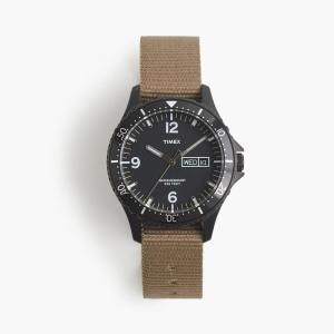 タイメックス アナログウオッチ Timex for J.Crew watch|etny
