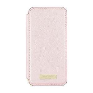 ケイトスペード iPhone 6 7 8 手帳型  ケース kate spade new york protective folio case for iPhone 6 / 7 / 8 ROSE|etny