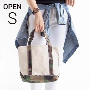 エルエルビーン ボート&キャンバストート L.L.Bean tote bag regular handle OPENTOP S (irregular) CAMO|etny