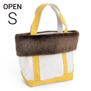 エルエルビーン ボート&キャンバストート ファー リメイク L.L.Bean boat and tote bag regular handle (irregular) OPENTOP S YE REMAKE|etny