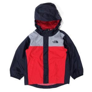 ジャケット キッズ ノースフェイス 2-4歳 THE NORTH FACE KIDS quinn rain jacket|etny