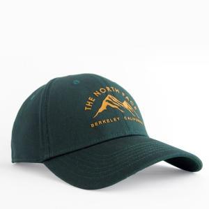 キャップ ノースフェイス 緑 THE NORTH FACE classic sport cap BERKELEY CALIFORNIA GR|etny