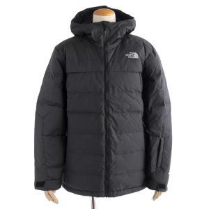ノースフェイス メンズ ダウンジャケット THE NORTH FACE gatebreak 2 parka jacket BK|etny