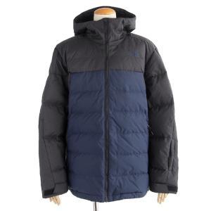 ノースフェイス メンズ ダウンジャケット THE NORTH FACE gatebreak 2 parka jacket BK/NAV|etny