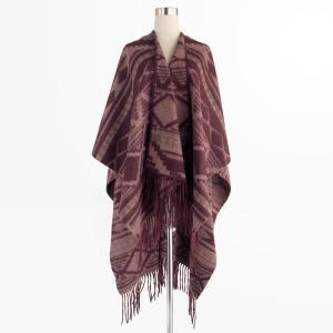 ペンドルトン ブランケット ショール カーディガン PENDLETON woven blanket shawl etny