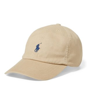 ラルフローレン キッズ ベビー キャップ POLO RALPH LAUREN BABY / BOYS base ball cap KHAKI|etny
