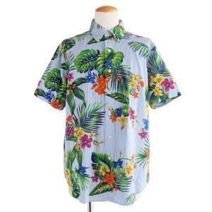 半袖シャツ メンズ ラルフローレン トロピカル POLO RALPH LAUREN classic fit seersucker shirt|etny