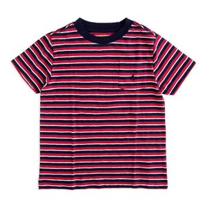 Tシャツ キッズ ラルフローレン POLO RALPH LAUREN BOYS striped cotton t-shirt|etny