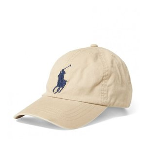 キャップ キッズ ビッグポニー ラルフローレン POLO RALPH LAUREN BABY / BOYS big pony chino baseball cap|etny