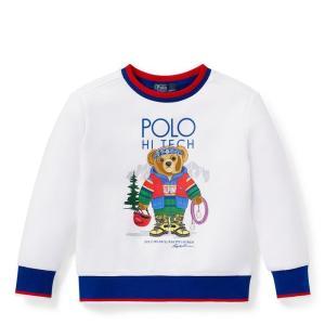 ラルフローレン ポロベア スウェット ボーイズ POLO RALPH LAUREN BOYS Hi Tech Bear Sweatshirt BOYS L|etny
