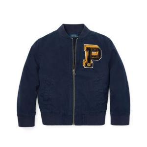 ラルフローレン コットン ジャケット ボーイズXL POLO RALPH LAUREN BOYS P-wing cotton jacket|etny