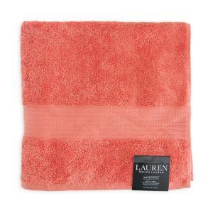バスタオル ラルフローレン ギフト RALPHLAUREN HOME greenwich bath towel PAPAYA|etny