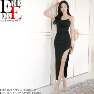 659fe0d7ab948 ワンピース ロング ドレスワンピース セクシー ロングドレス 韓国 ドレス キャバ 黒 春 夏 春夏