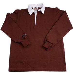 バーバリアン メンズラガーシャツ レギュラーカラー長袖 無地 12oz ヘビーウエイトコットン100% クラシックモデル ハーバード|eton