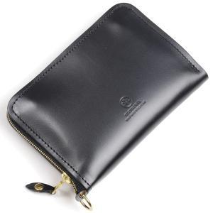 フルブライドルレザー、5コンパートメント(仕切り)の、いわゆるジャバラ式のお財布です。お札や小銭、ク...