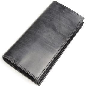 グレンロイヤル ニュー ロング カーブ ジップ ウォレット(長財布)02-5594 ニューブラック|eton