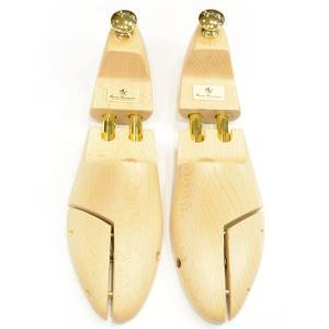 サルト・レカミエ シューツリー(シューキーパー/SHOETREE)トラッドシューズ(グッドイヤーウエルトの英国靴)用「SR100EX」バネ式ツインチューブ式 ブナ材 eton