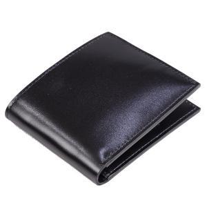英国王室御用達 トリッカーズ 純正二つ折り財布 ウォレット カントリーコレクション基本カラー5色展開シリーズ ブラック
