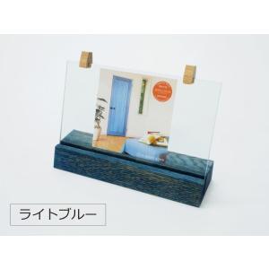 オシャレな 写真立て 木製 フォトフレーム [台す木]  ※お客様組立 etosebisuyashop