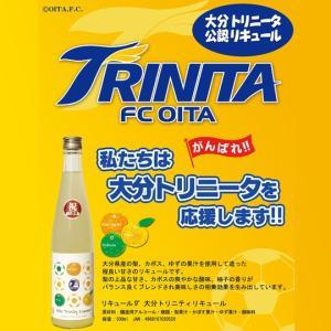 大分トリニータ公認 大分トリニティリキュール 9度500ml 大分県 老松酒造|etoshin