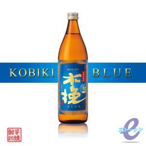木挽BLUE 25度900ml 芋焼酎 雲海酒造|etoshin