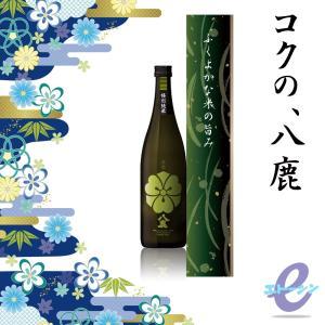 八鹿 緑 特別純米酒 720ml 大分県 八鹿酒造|etoshin