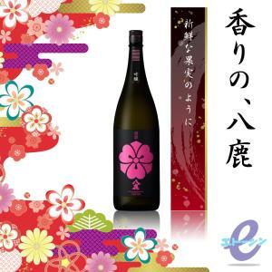 八鹿 桃 吟醸酒 1800ml 大分県 八鹿酒造|etoshin