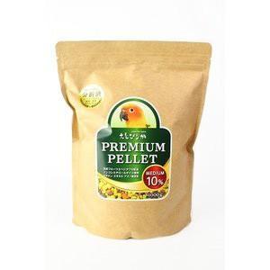 プレミアムペレットミディアム10%(M10) 1kg