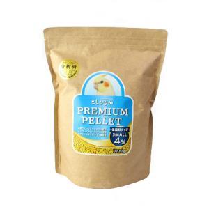 プレミアムペレットスモール4%(S4) 1kg