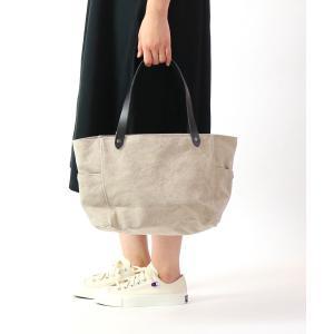 タンピコ トートバック BOSTON 2019 bag cotton stone wash TAMP...