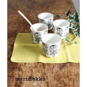 正規取扱店 マリメッコ コーヒーカップセット 2個セット VIHIKIRUUSU C.CUP 2PC...
