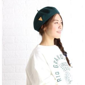 イルビゾンテ ベレー帽 帽子 IL BISONTE 54172309283 国内正規品 2017秋冬新作|etre