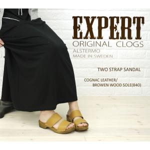 EXPERT(エキスパート) TWO STRAP SANDAL・NEP1212L・シューズバッグ