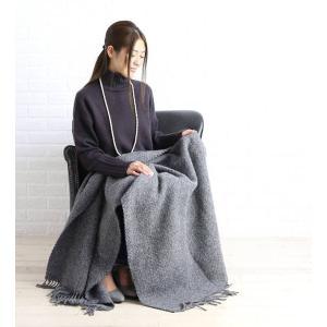 ツイードミル ストール ひざ掛け Pure New Wool Wafer Knee Rug 70×183cm TWEEDMILL W-KNEERUG 国内正規品 2017秋冬新作 adultcasual_yfashion|etre