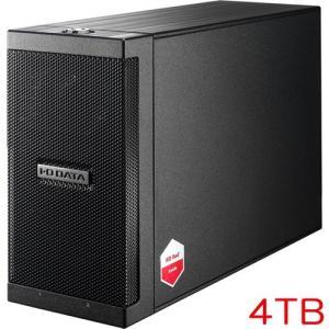 外付HDD アイオーデータ ZHD2-UTX ZHD2-UTX4 [長期保証&保守 カートリッジ式2...