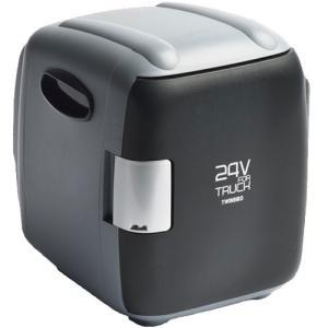 冷温庫 ツインバード HR-D249GY [24v専用コンパクト電子保冷保温ボックス  グレー]|etrend-y