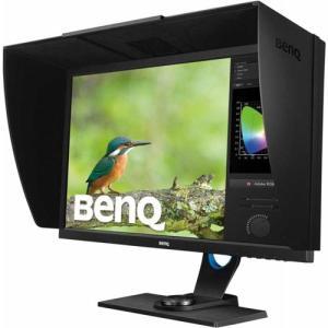 液晶モニター BenQ LCD SW2700PT [フリッカーフリー 27型WQHDカラーマネージメ...