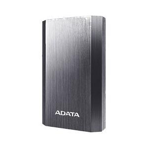 モバイルバッテリー ADATA AA10050-5V-CTI [Power Bank A10050 モバイルバッテリ 10050mAh チタングレー]|etrend-y