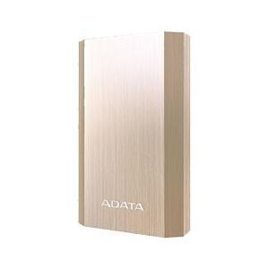 モバイルバッテリー ADATA AA10050-5V-CGD [Power Bank A10050 モバイルバッテリ 10050mAh ゴールド]|etrend-y
