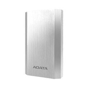 モバイルバッテリー ADATA AA10050-5V-CSV [Power Bank A10050 モバイルバッテリ 10050mAh シルバー]|etrend-y