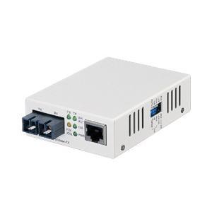 ■LANケーブルを長距離転送に強い光ファイバーケーブルに変換 10BASE-T/100BASE-TX...