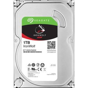 HDD シーゲート ST1000VN002 [NAS向けHDD IronWolf(1TB 3.5イン...